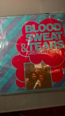 Blood seat and tears vinyl