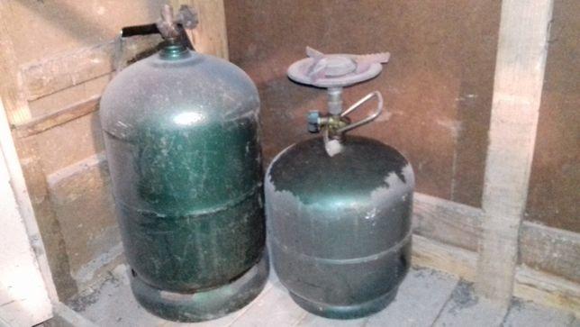 butle gazowe turystyczne i użytkowe