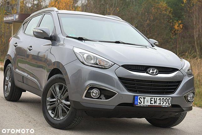 Hyundai Ix35 1.6b 135km1wł Z Niemiec93 Tyś Kmbogatyunikatjak Z