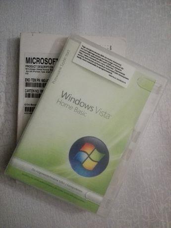 Windows Vista Home Basic 64 bit