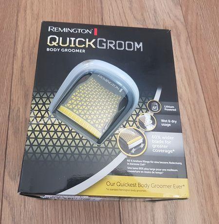 Maszynka do włosów Remington Quick Groom do ciała nowa okazja 359zl