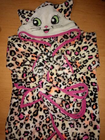Махровий халат на девочку