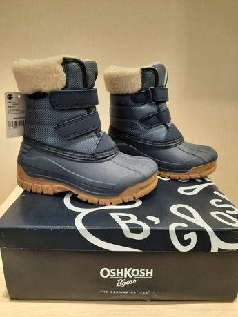 Новые зимние ботинки  Oshkosh Ecco Geox  24 размер