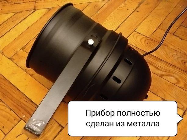 LED PAR прожектор заливка, металл, яркие светодиоды 10 мм, светомузыка