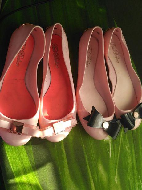 Силиконовые туфли Ted baker балетки P.36-37