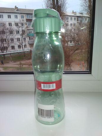 Бутылка пляшка для воды спортивная 0,7 л