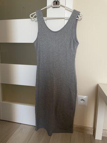 Sukienka szara, Reserved, rozmiar M