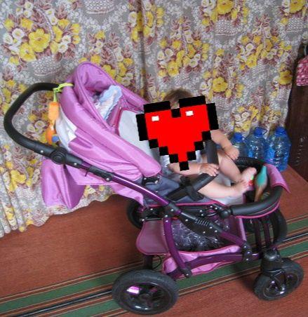 Продаю детскую коляску ТАКО 2в1
