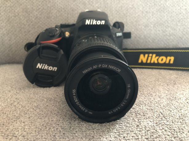 Aparat Nikon D5600