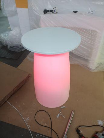 Mesa com luz