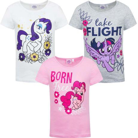 koszulka na krótki rękaw z kucykiem My Little Pony