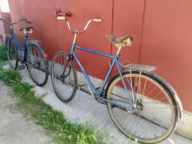 Велосипед АИСТ, велосипеди
