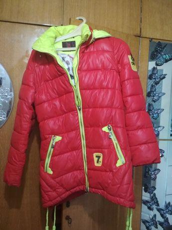 Куртка подросток зима