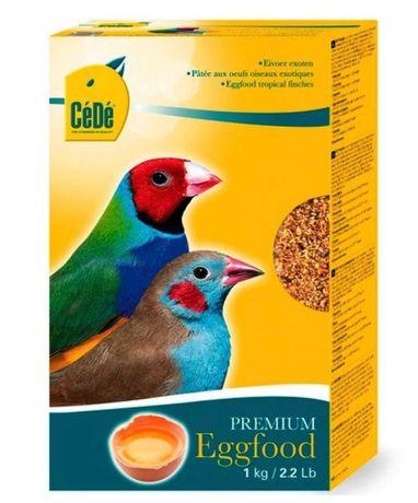CeDe. Pokarm jajeczny dla egzotycznych ptaków. 1 kg