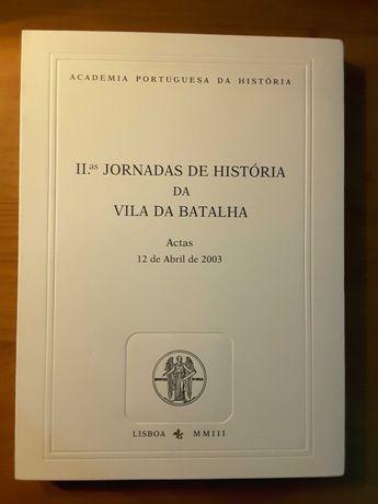 História da Vila da Batalha