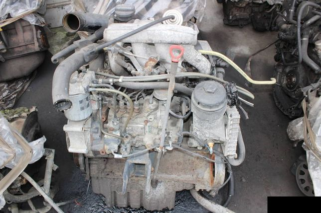 Silnik + skrzynia do Vito 638