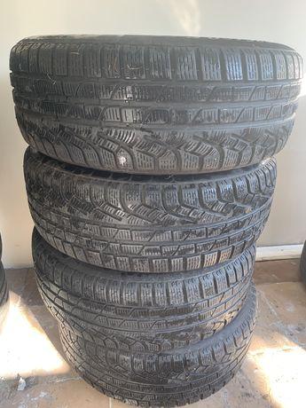 Opony Zimowe Pirelli Sottozero II 225/60/17 r17 6,5mm bieznika
