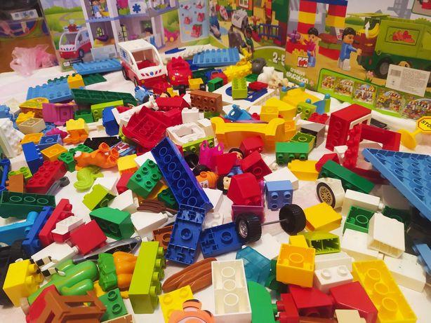 Конструктор Lego Duplo, JDLT все вместе