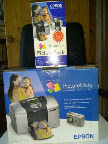 Принтер пьезоэлектрич, персональная фотолаборатория EPSON Picture Mate