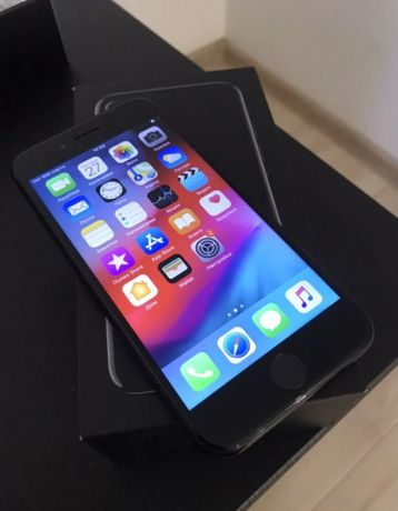 iPhone 7 128 GB black neverlock