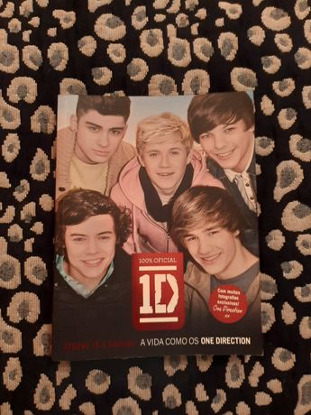Livro Dare to Dream - Life as One Direction