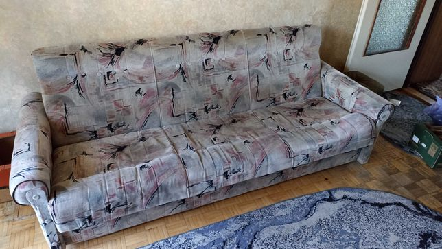 PILNE kanapa / łóżko / wersalka rozkładana z funkcją spania dobry stan
