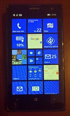 Nokia 1020, 40MPX super aparat z xenonem nowa oryginalna bateria.