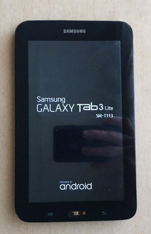Планшет Samsung Galaxy Tab3 Lite SM-T113. Возм. обмен