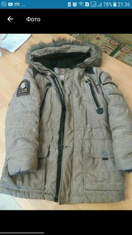Куртка Аляска на мальчика 10-12 лет