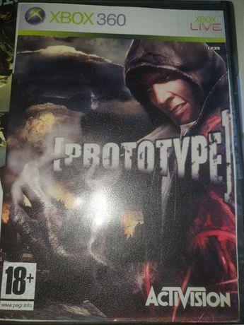 Игра для игровой консоли Xbox 360, Prototype