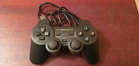 GAMEPAD PS3 PC USB, Esperanza - przewodowy