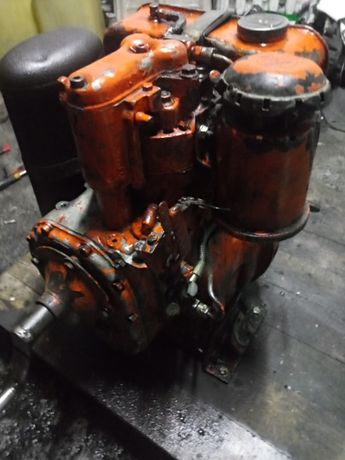 Pompa wtryskowa Silnik Hatz e-75 Diesel Sam Esiok Zageszczarka agregat