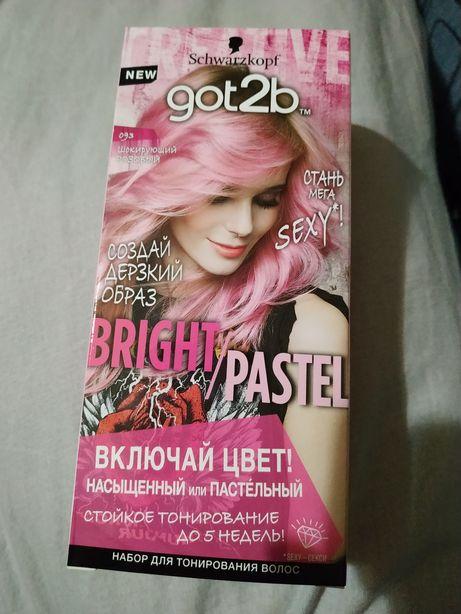 Краска тонирующая для волос