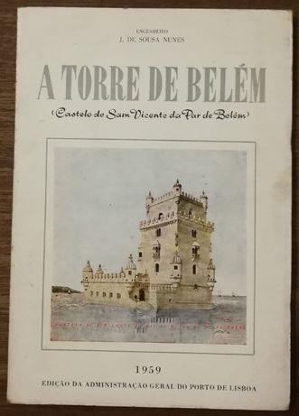 a torre de belém, j. de sousa nunes, 1959