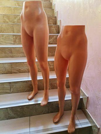 продам Манекен ноги женские пластик