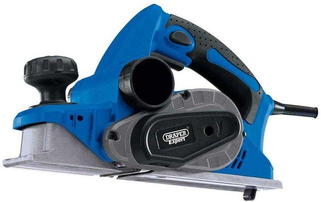 Strug Elektryczny do drewna Draper 82 Mm 950W 0-4mm  Polecam