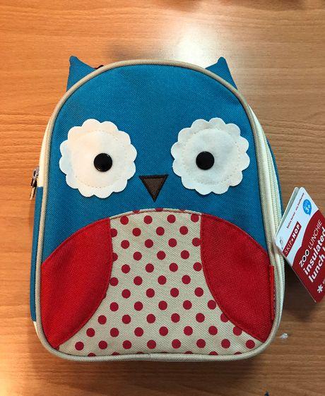 Skip Hop lunch bag сумочка для ланча термосумка, новая