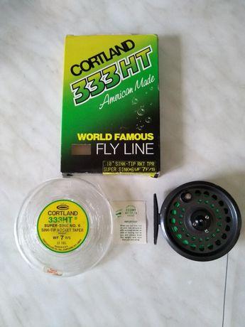 Sznur muchowy Cortland wf 7 f/s