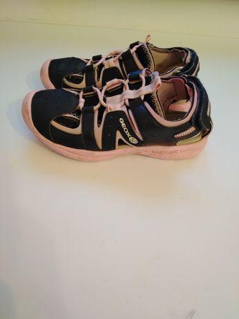 Sandały geox 30 dziewczece
