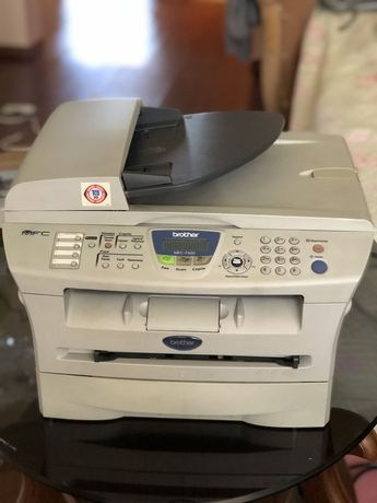 Лазерный принтер МФУ(3/1) Brother 7420/ отличное состояние/заправленый