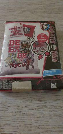 Pościel Monster High 140x200