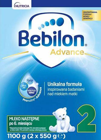 "BEBILON ADVANCE 1100g ""1, 2, 3, 4"""