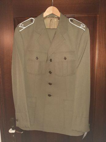 Nowy, mundur wyjsciowy wojsk lądowych.