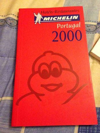 Guia Michelin Hoteis Restaurantes Portugal 2000