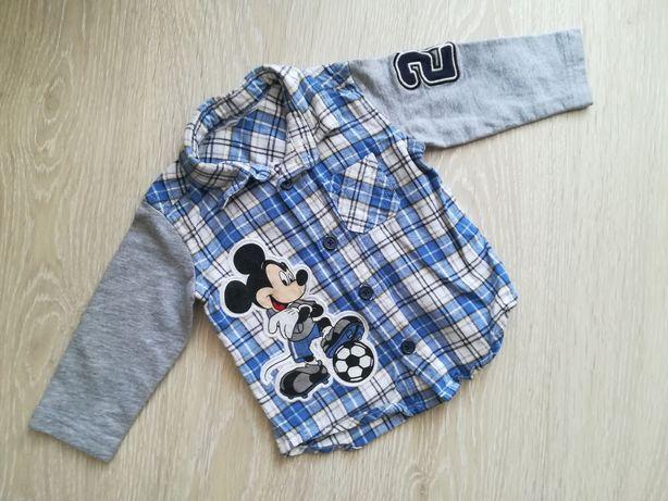 Рубашка на малыша Disney