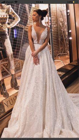 Сяюча розкішна весільна сукня від WOW_SOPHIE_WEDDING