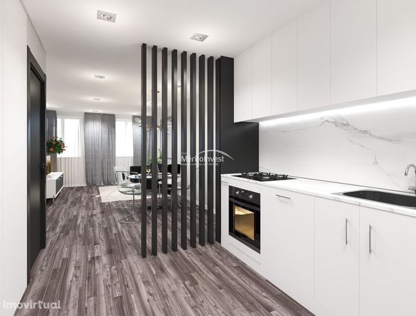 Apartamentos T2 Novos no centro da cidade de Braga!