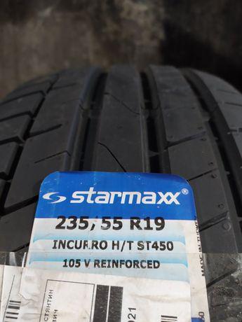 666 Новые турецкие шины R19 235/55 Starmaxx Petlas RX CX5 Mazda Rav4