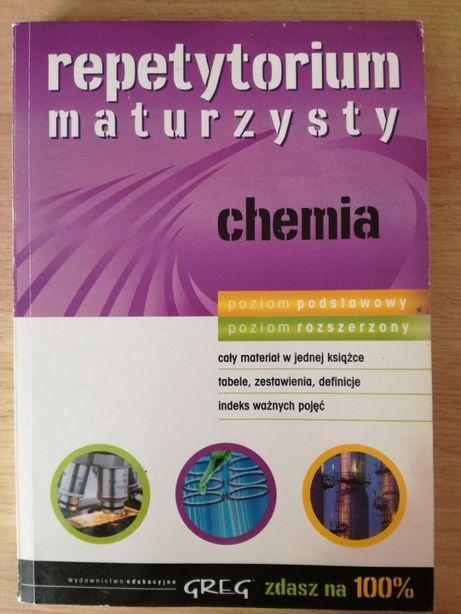 Repetytorium maturzysty Greg - chemia