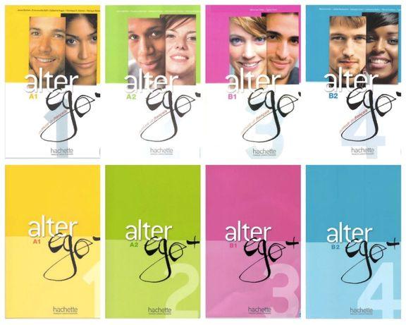 Alter Ego A1, A2, B1, B2